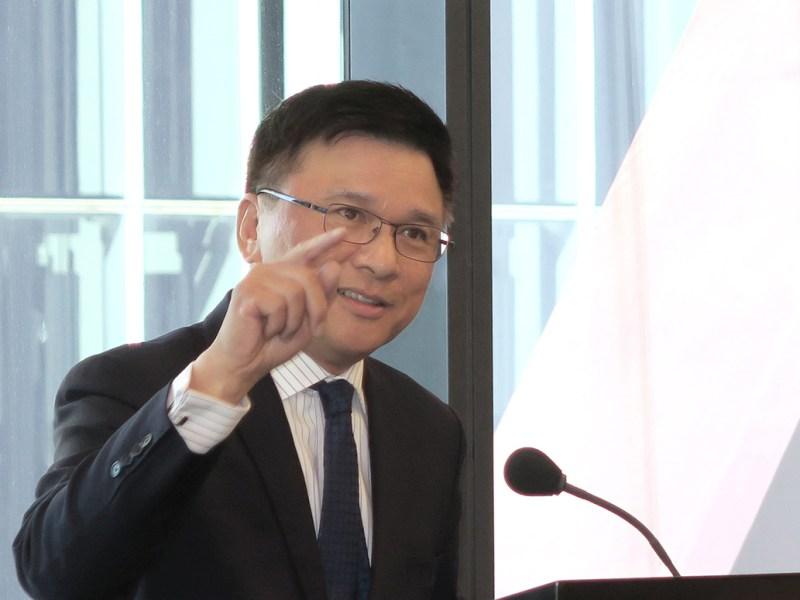 Chan Ka-keung. File Photo: Gov HK.