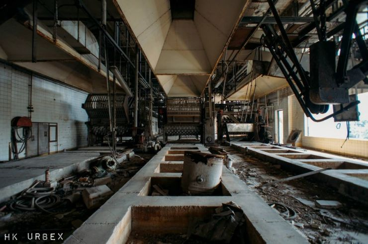 Abandoned Abattoir Hong Kong Urbex