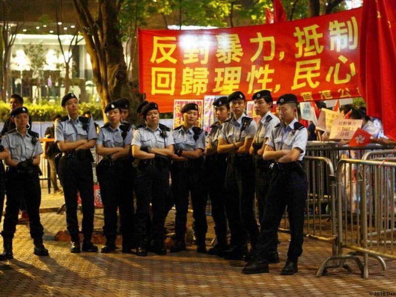 police zhang