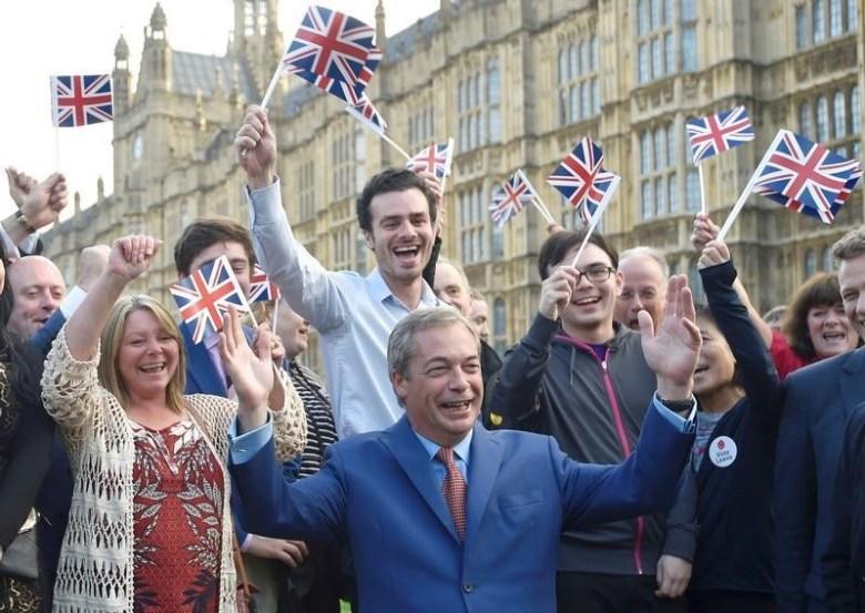 nigel farage ukip brexit