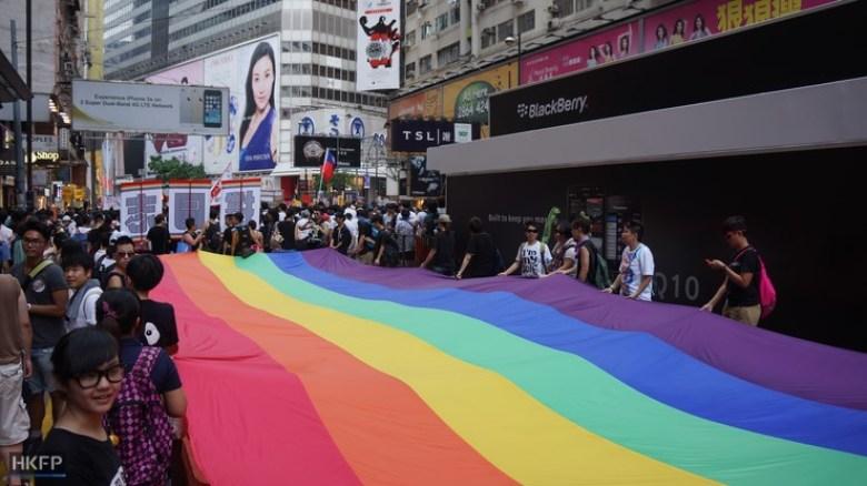 hong kong gay lgbt