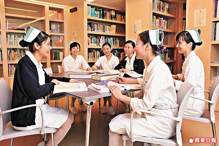 hong kong nurses