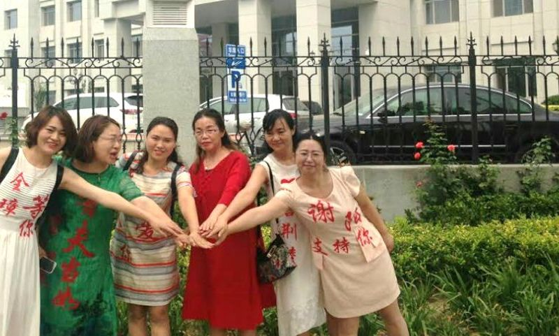 china lawyer wives