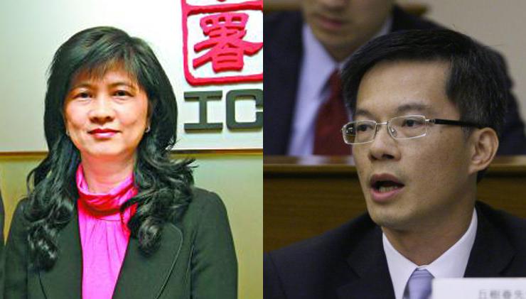 Tang Shuk-Nei Ricky Yau Shu-chun