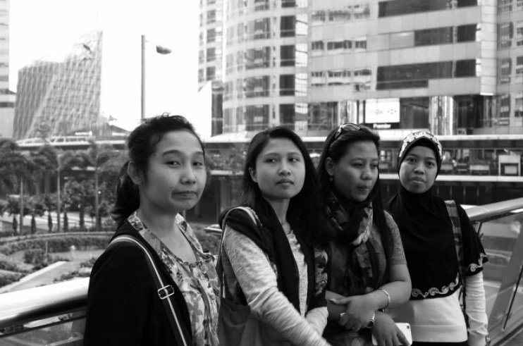 Indonesian Migrant Workers Union Hong Kong
