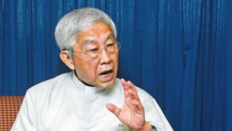 Joseph Zen Ze-kiun cardinal catholic