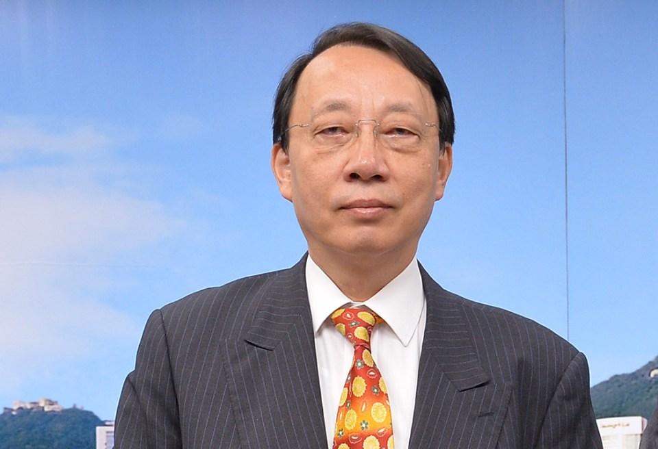 Edward Chan King-sang