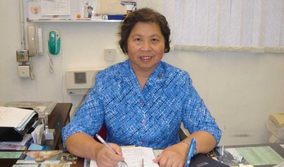 Sister Agnes Au Yi-man