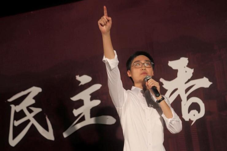 Chan Ho-tin. Photo: StandNews.