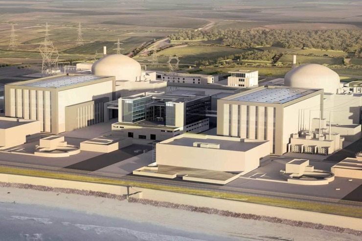 nuclear uk hinkley