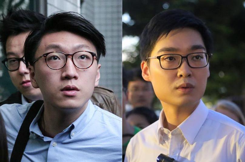 Edward Leung Andy Chan