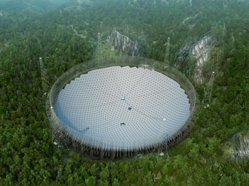 Aperture Spherical Radio Telescope (FAST)