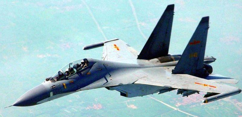 Sukhoi Su-30 fighters