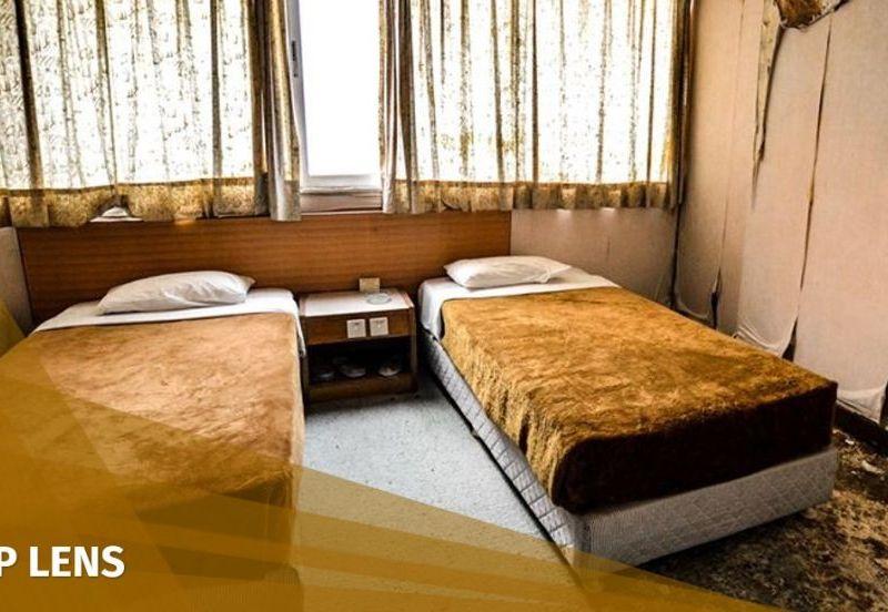 haggard hotel