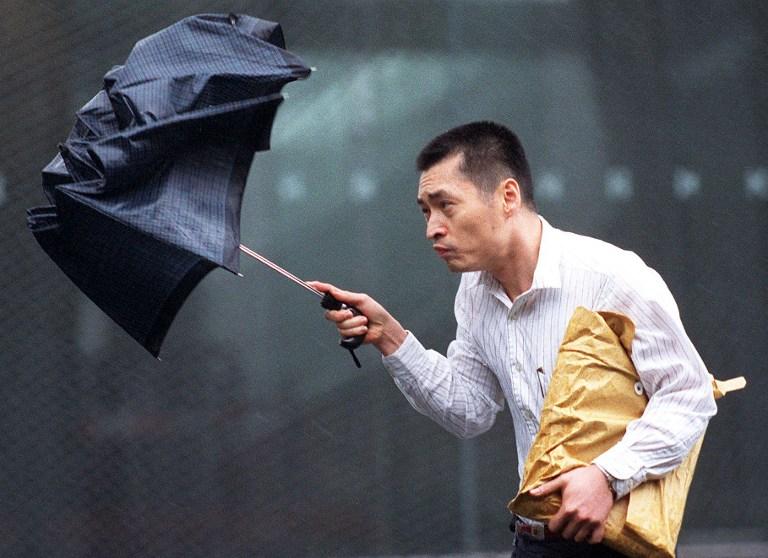 Typhoon Victor,