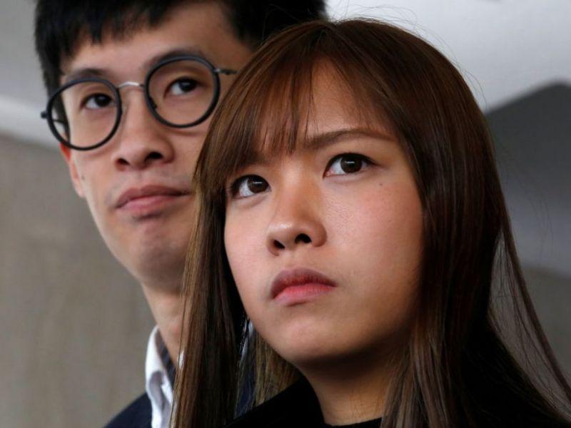 youngspiration baggio leung yau wai ching