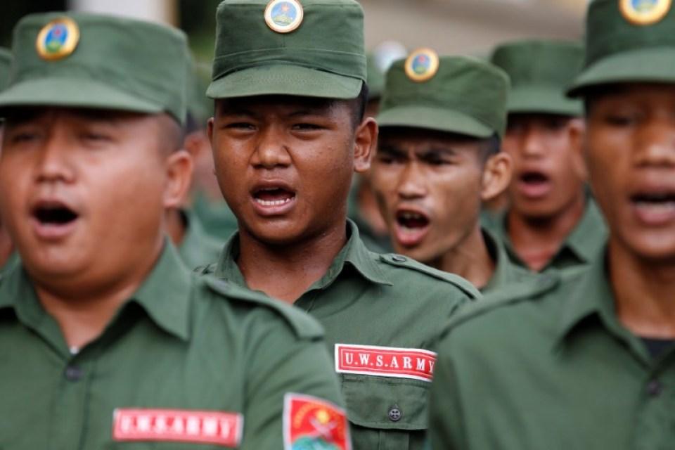 army myanmar wa territory burma