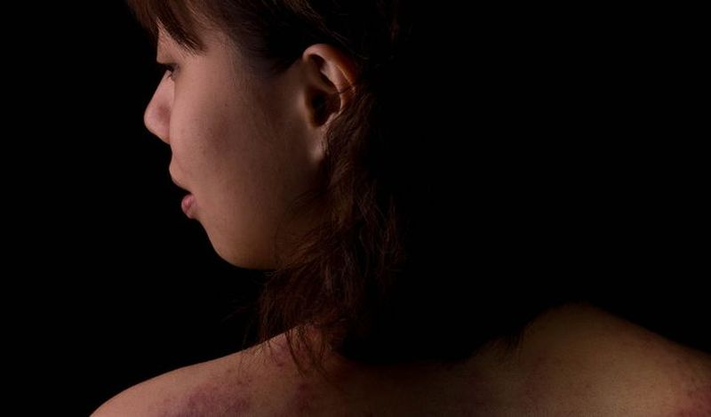 domestic violence abuse slavery