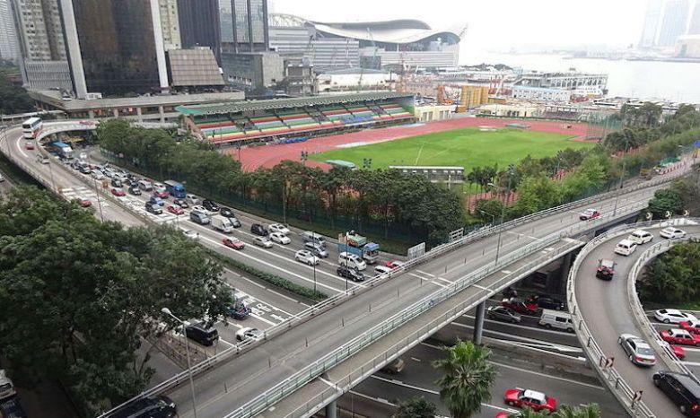 wanchai sports ground