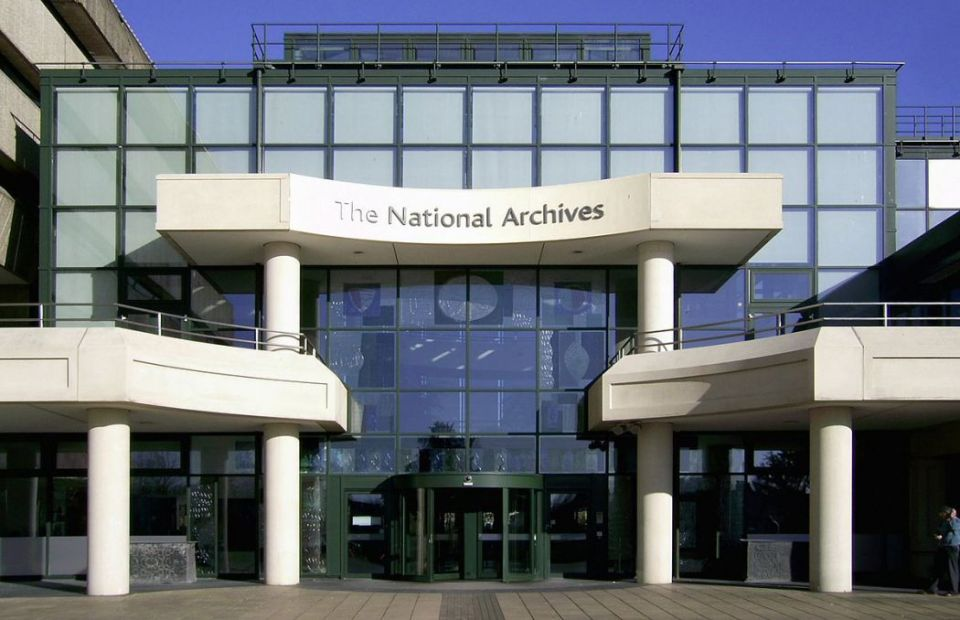 UK National Archives