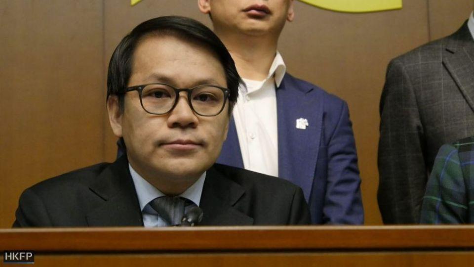 Gary Chan Hak-kan