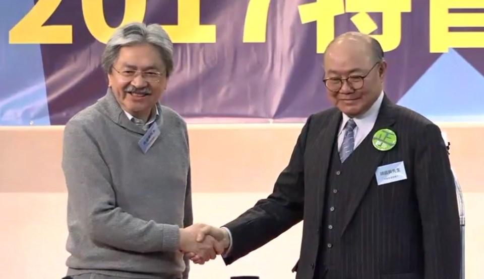 John Tsang Woo Kwok-hing