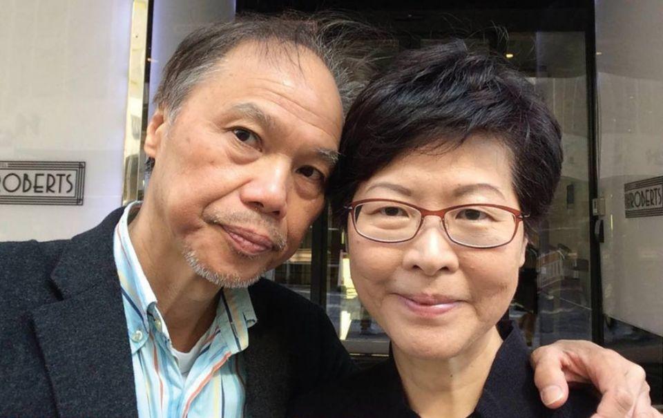 Carrie Lam husband