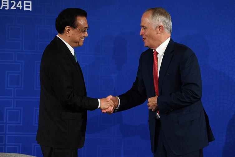 australia agreement