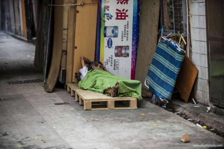 homeless poor poverty