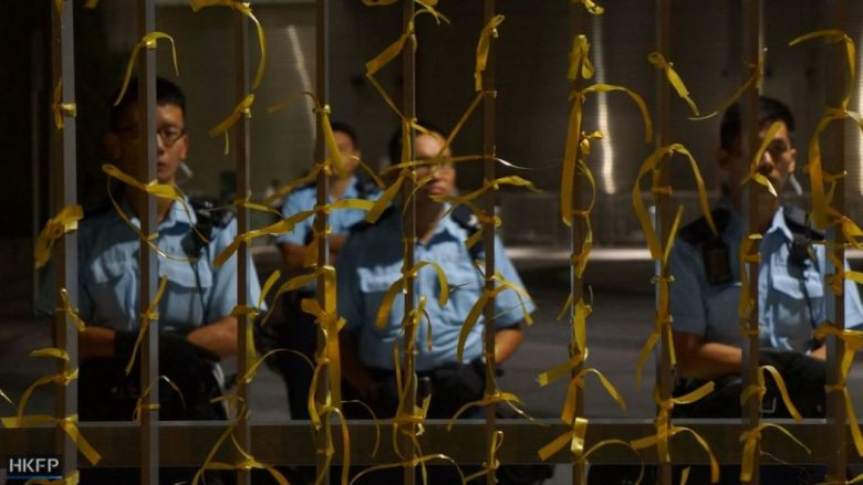 police civic square cgo Occupy Central umbrella government headquarters