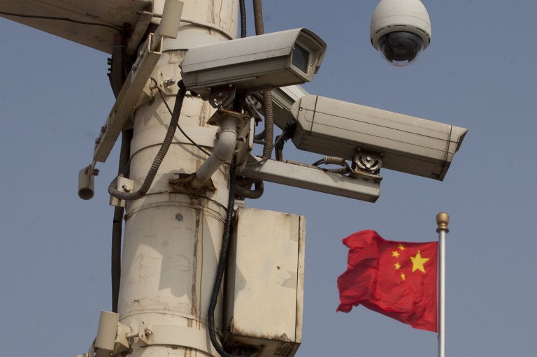 surveillance beijing