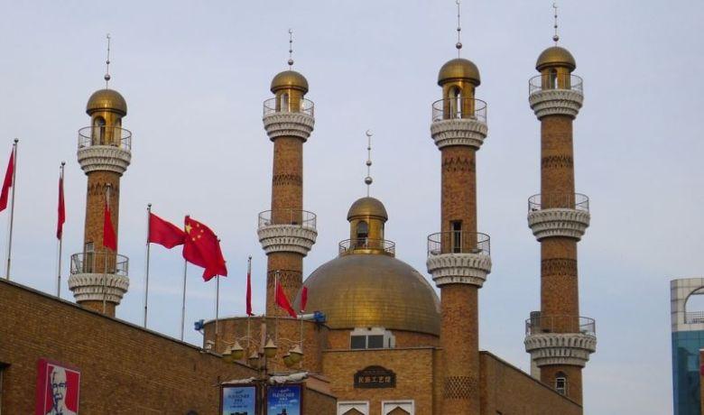 Xinjiang Urumqi mosque islam muslim