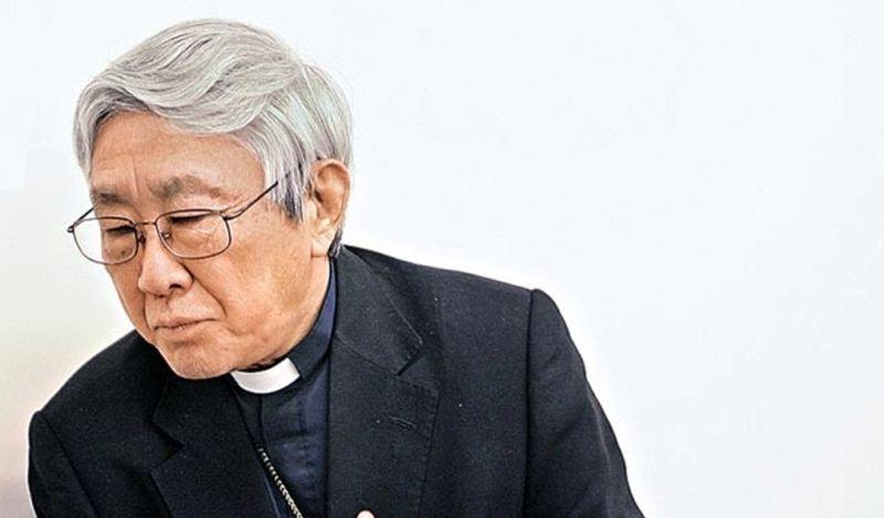 Cardinal Joseph Zen Ze-kiun