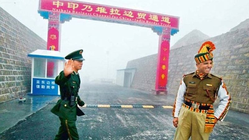 China india border dispute