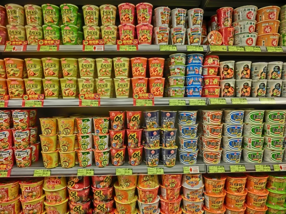 instant noodles hong kong supermarket