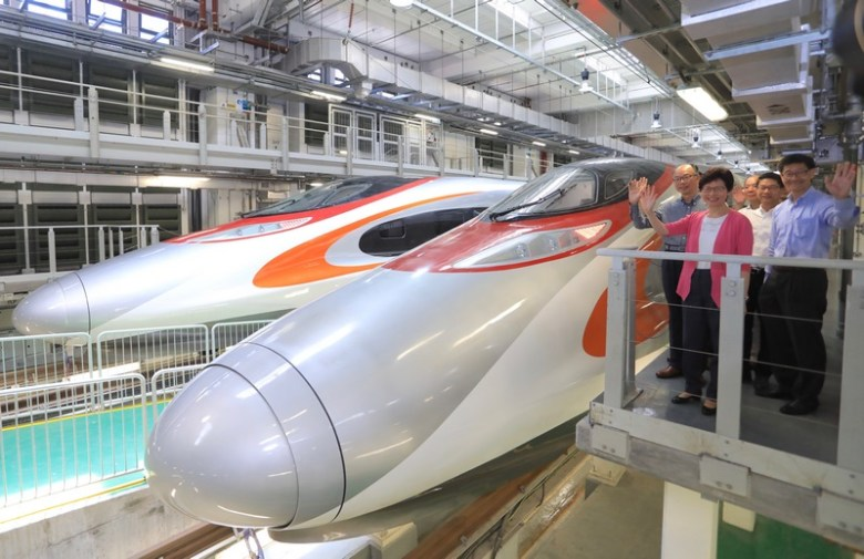 express rail link carrie lam