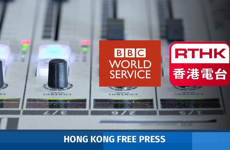 PEN Hong Kong BBC petition Alex Hofford