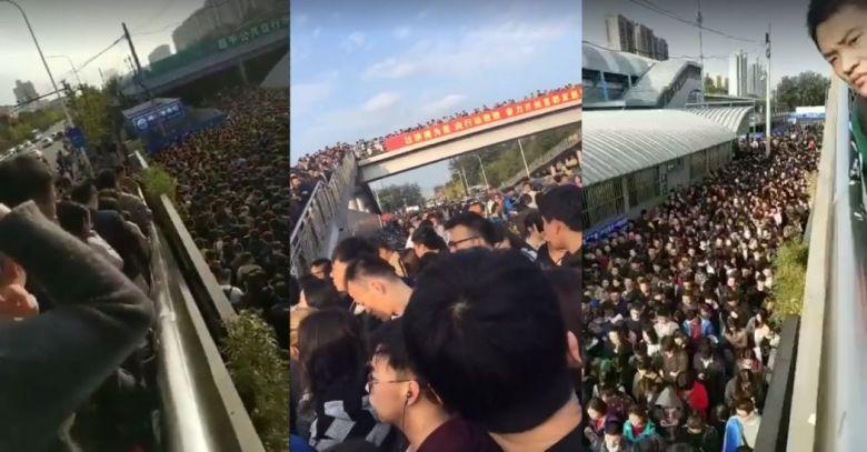 beijing subway party congress