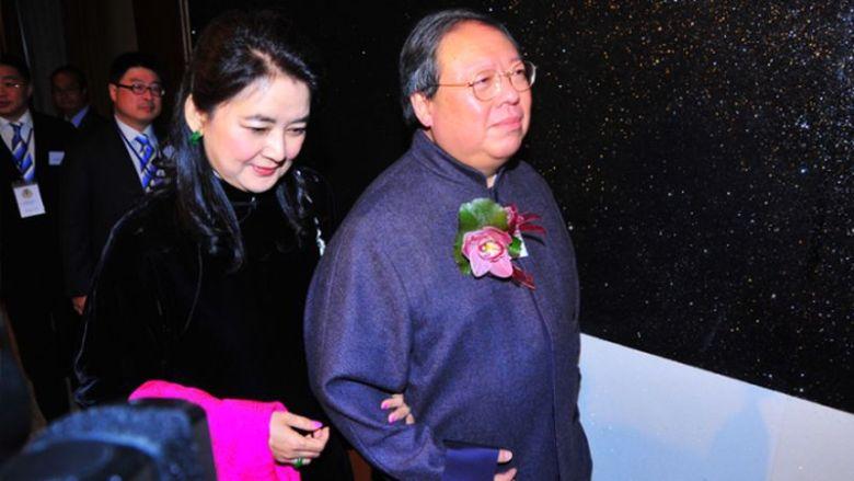 Patrick Ho Sibelle Hu
