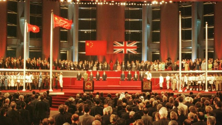 handover 1997