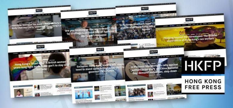 hong kong free press 10,000 articles