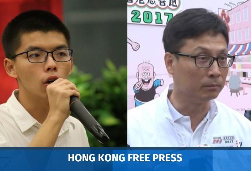 joshua wong lam kwok-leung