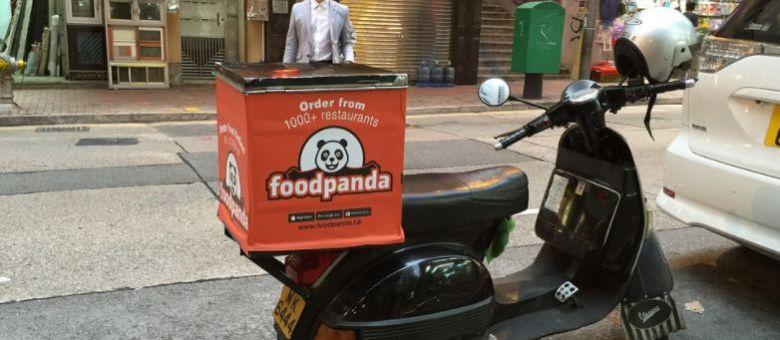 food panda hong kong