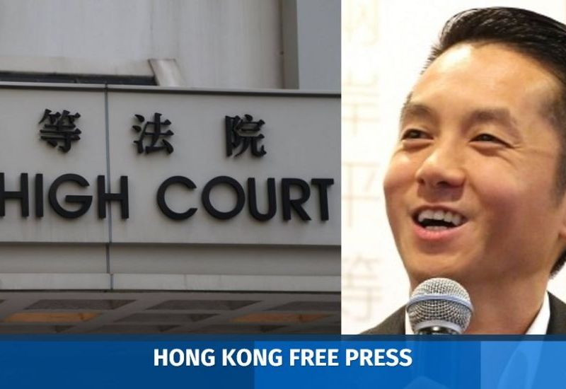 angus leung high court