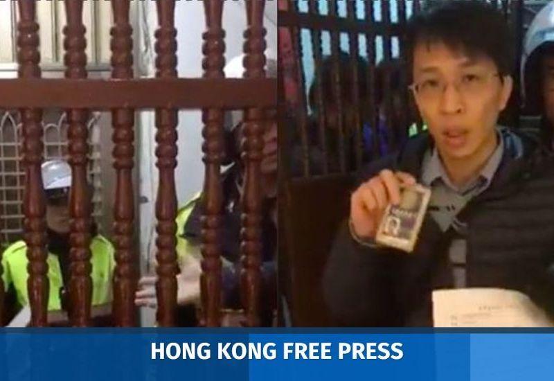 Wang Ping-chung new party