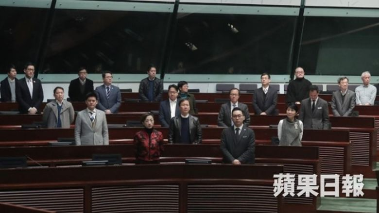 Pro-democracy lawmakers