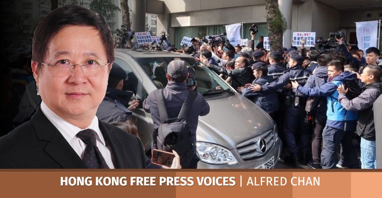 alfred chan equal opportunities