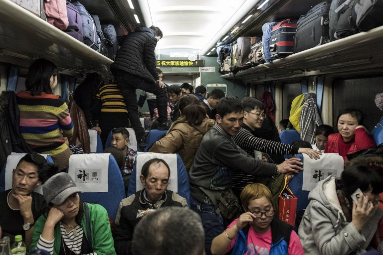 china migration chinese new year