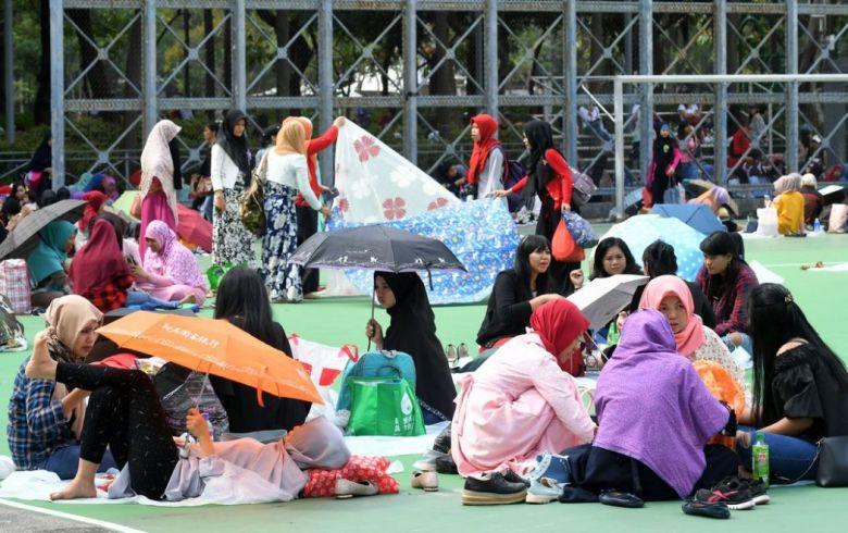 Domestic Workers Helper Maid