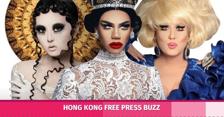 hong kong ru paul drag show